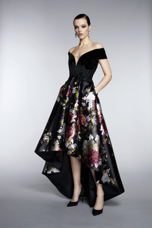 Mira Couture Frascara 3570 Evening Formal Wear Chicago Boutique