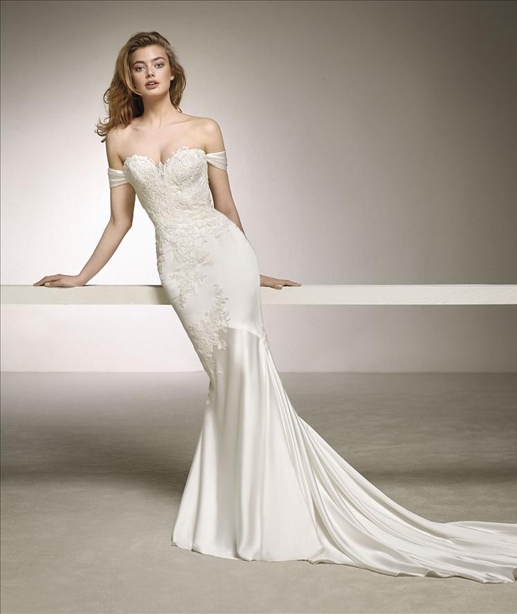 Wedding Gowns Chicago: Dante By Pronovias