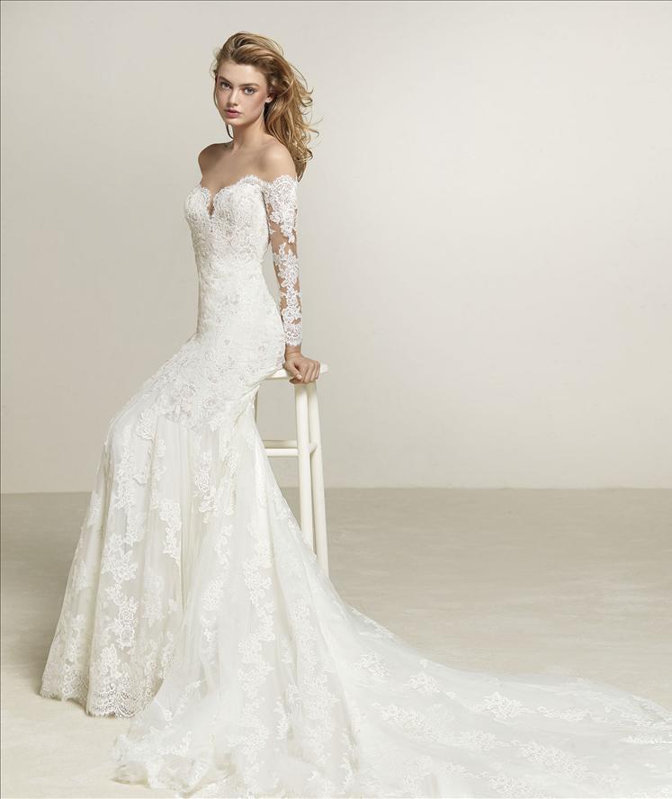 Wedding Gowns Chicago: Drilia By Pronovias
