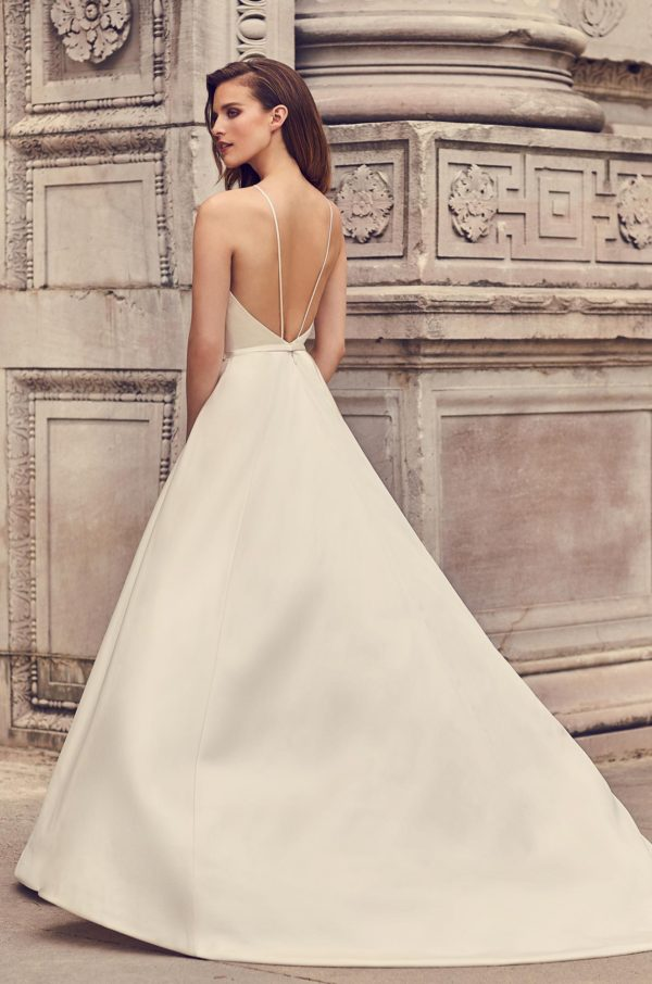 Mira Couture Mikaella 2236 Wedding Dress Bridal Gown Chicago Boutique