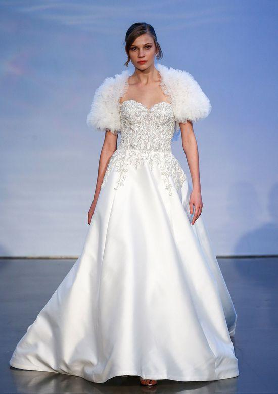 Mira Couture Justin Alexander Signature Aspen Wedding Dress Bridal Gown Runway