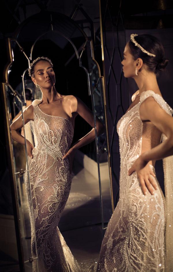 Mira Couture Elihav Sasson e083 Wedding Dress Bridal Gown Chicago Illinois Boutique Front (3)