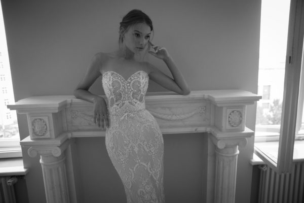 Mira Couture Neta Dover 1103119 Wedding Dress Bridal Gown Chicago Boutique Detail