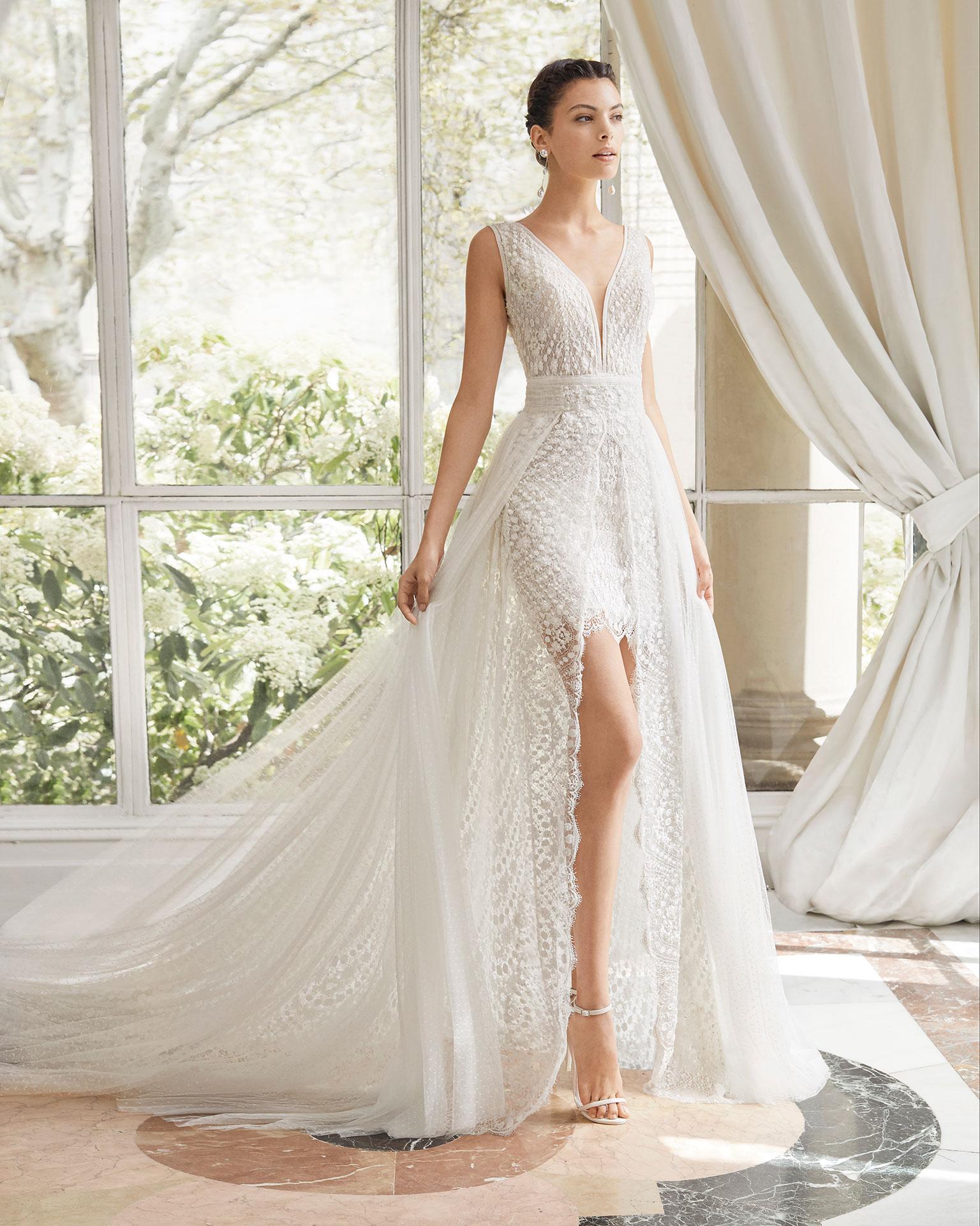 Wedding Gowns Chicago: Melanie By Rosa Clara