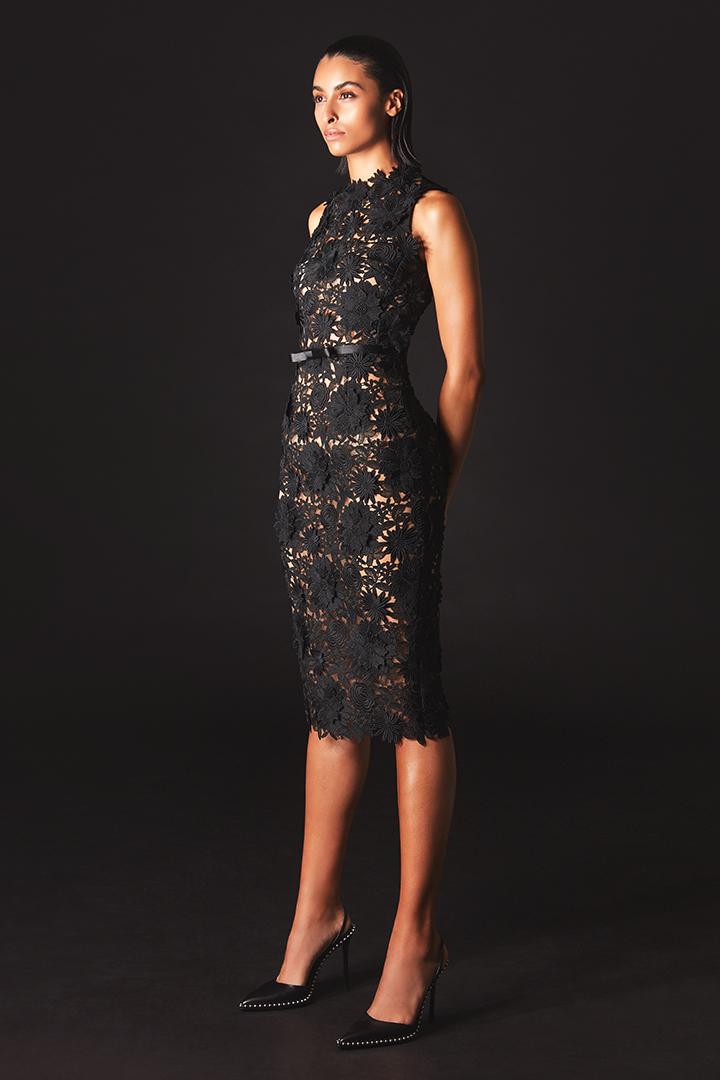 Mira Couture Wayne Clark 5625 Evening Formal Wear Chicago Boutique